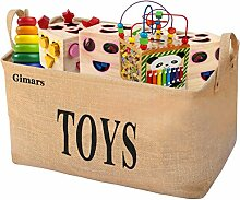 Gimars 20 zoll Große Spielzeugkiste, Spielzeug