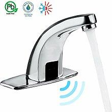 GIMIFY berührungsloser Badezimmer-Wasserhahn,