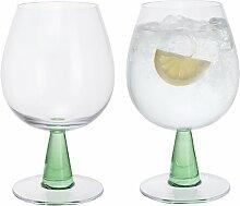 Gin-Glas-Set Gin Connoisseur Dartington Crystal
