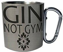 Gin Not Gym Neuheit Sport Tonic Gin Funny