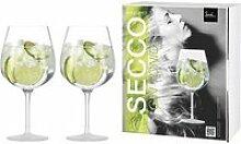Gin Tonic Glas 2er-Set Secco Flavoured