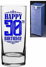 Gin Tonic Wodka-Glas mit Gravur/bedruckt,