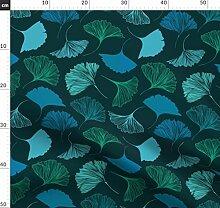 Ginkgo, Natur, Blumen, Tapete, Grafisch, Muster