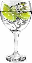 Ginsanity Groß Personalisiert [625 ml] Copa Glas