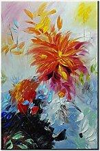 Giow Handgemachte Abstrakte Blumen Chrysantheme