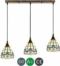 Giow LED-Lampen Tiffany Pendelleuchte Esstisch