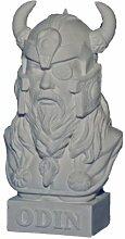 gipsnich Büste Odin