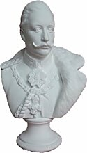gipsnich Büste Wilhelm II.