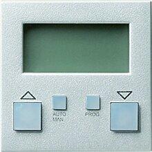 Gira 084126 Aufsatz Jalousie Easy System 55, alu