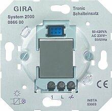 Gira 086600 Schalteinsatz Tronic System 2000