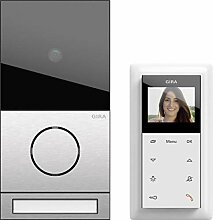 Gira 2416000 Einfamilienhaus-Paket Video, System