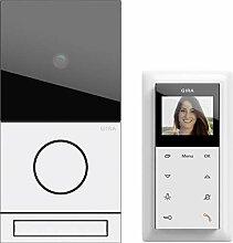 Gira 2416902 Einfamilienhaus-Paket Video, System