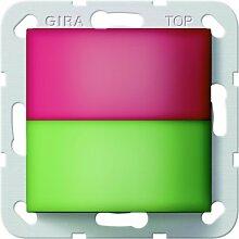 Gira 294100 Zimmersignalleuchte rot / grün Rufsystem 834