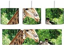 Giraffen inkl. Lampenfassung E27, Lampe mit
