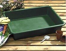 Girlande Chieftan Garten Tablett in grün