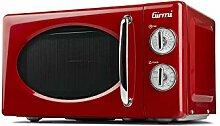 Girmi FM21 Kombi-Mikrowelle, Vintage-Design, 20