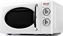 Girmi FM2101 Kombi-Mikrowelle, 800 W, 20 Liter,