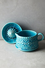 Gisela Butterdose - Turquoise