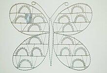 GISELA GRAHAM Schmetterling mehrere Draht Fotohalter