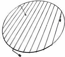 Gitter, hoch, Durchmesser 328 cm, Höhe 12 cm,