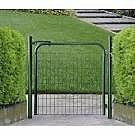 Gittertor/Gartentor, 100 x 100cm