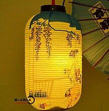 GIVO Sushi Store Paper Decor Laterne wasserdichte