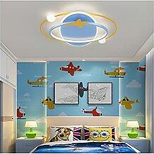 GIVROLDZ LED Kinderzimmer Deckenlampe Cartoon Mond