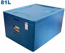 GJ Auto Kühlschrank-Kühlbox 81L / 108L Tragbare