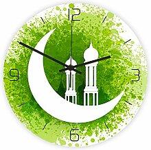 gjdm Wanduhr Ramadan Muslim Elektronische