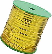 GJEFEGS Lucky Bambus, Goldkrawatte, Goldbons,