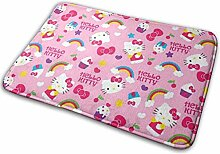 Gjid Hello Kitty mit Icecream Badezimmermatte