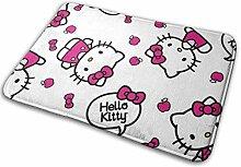 Gjid Nette Hello Kitty Badezimmermatte Weiche und