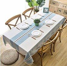 Gjiegengi Tischdecken 140x250cm Plaid dekorative