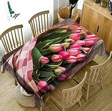 Gjiegengi Tischdecken Tischdecke Pastoral Stil