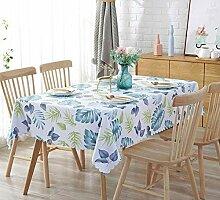 Gjiegengi Tischdecken Tischdecke PVC Waterproof