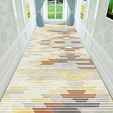 GJIF Läufer Teppich Flur Läuferteppich für den