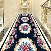 GJIF Läufer Teppich Flur Läuferteppiche für