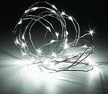 GJNVBDZSF Lichterketten Vorhang, LED Lichterkette,