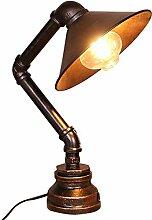 GJNWRQCY Wasserpfeifen-Tischlampe, Motent