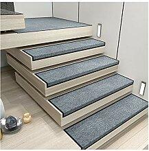 GJX- Treppenmatte Stufenmatte Treppen-Teppich