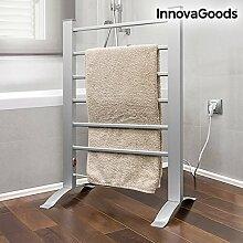 GKA Elektrischer Handtuchhalter 90W weiß oder