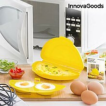 GKA Mikrowelle Rührei Maker Omelett pochierte