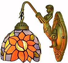 Gkjhkjhty Wandlampe Schönheit Wanddurchmesser