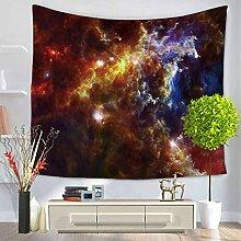GKLKU Planet Tagesdecke Tapisserie, 7150x200cm