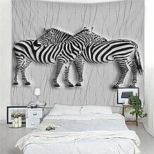 GKLKU Tapestry Haus Dekoration Wandbehang