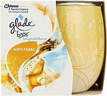 Glade 4er Pack Duftkerze - Anti-Tabac - bis zu 30