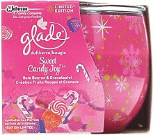 Glade 4er Pack Duftkerze - Sweet Candy Joy - bis