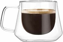 gläser-Doppelwandige Cappuccino Latte Macchiato