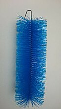 GLAMAT Filterbürsten Blau 30 cm Ø 150mm