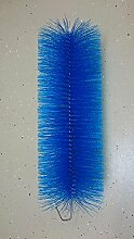 GLAMAT Filterbürsten Blau 40 cm Ø 150mm !!!